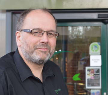 Rob Western, Store Manager